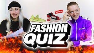 Das Fashion Quiz! (gegen Jana)