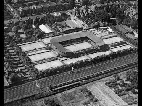 A look back at the history of Wimbledon's Centre Court