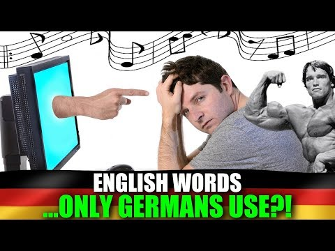 LEARN GERMAN | 3 English Words... Only Germans Use?! | German Lesson | VlogDave