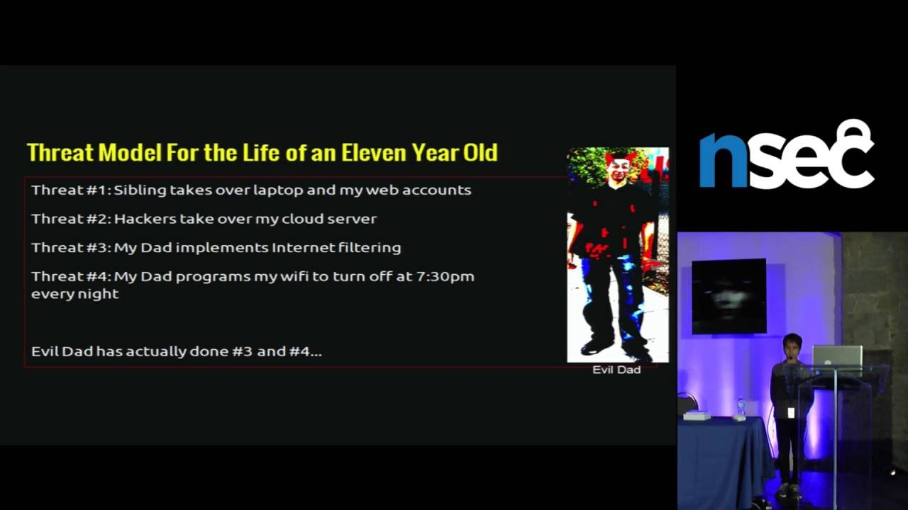 Download Jake Sethi Reiner - Security Problems of an Eleven Year Old and How to Solve Them
