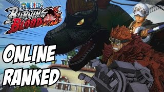 One piece burning blood Eustass kid X drake Law Online ranked matches Mp3