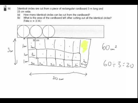 P6 Mathematics - Lesson on Fri, 20042018 230pm (Workbook Maths 6A - Chapter 5 Circles)