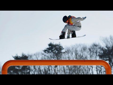 2018 Winter Olympics Update: Snowboard Gold And Team Skate Highlights