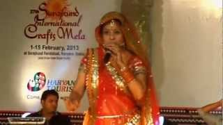 Dil Mera Muft Ka Live by MALINI AWASTHI in Soorajkund Mela Feb 2013