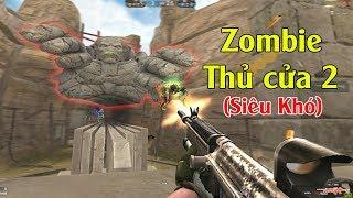 Map Thứ 2 Của Zombie Thủ Cửa, Map Siêu Rộng Siêu Khó WIN - Rùa Ngáo