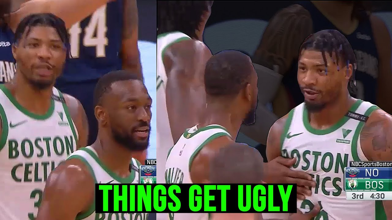 Things Are GETTING UGLY For Boston Celtics