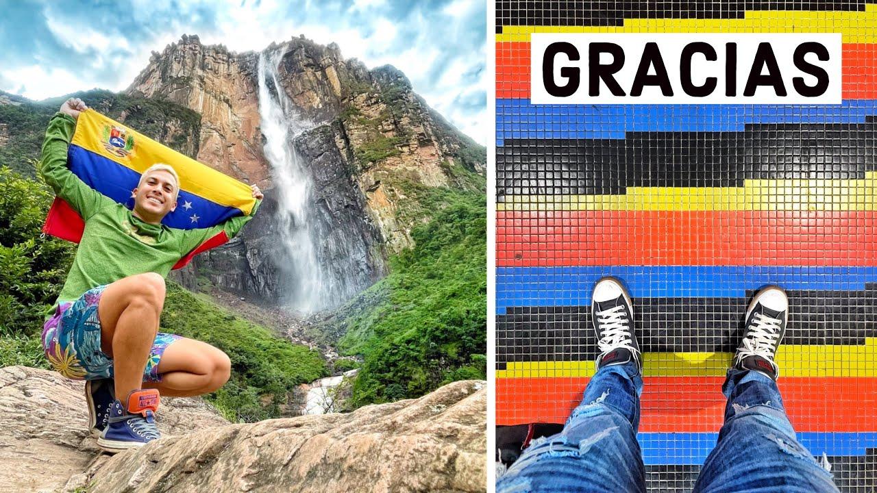 GRACIAS VENEZUELA! ❤️🇻🇪 | Alex Tienda ✈️