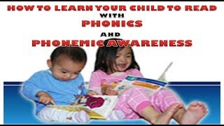 Discover how to easily teach your child to read at: ▻http://tinyurl...