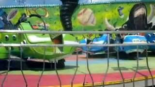 2010 Livonia Spree, Twister (Crazy Dance) Wade Shows, Livonia Michigan
