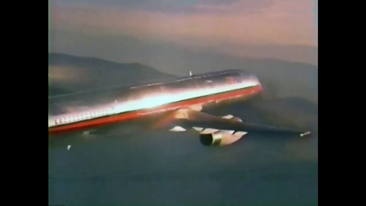 1994 USAir / British Airways Partnership Commercial