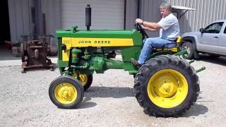 SOLD -rare John Deere 330 tractor For Sale $24,000