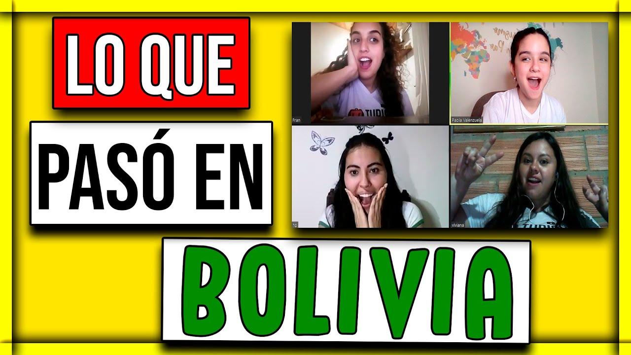 EXPONIENDO lo que NO te ENTERASTE de AVENTURAS en BOLIVIA en ZOOM I Turismo con Pao 🔥