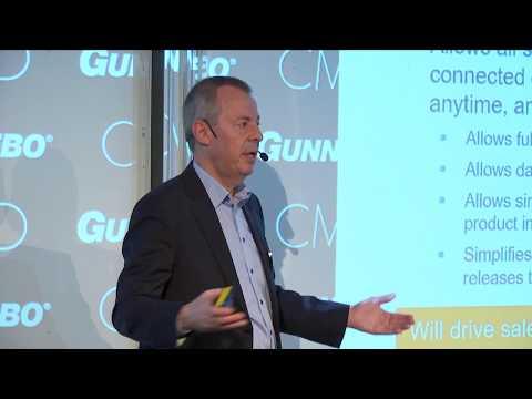 Strategy Update - Gunnebo Capital Markets Day 2017