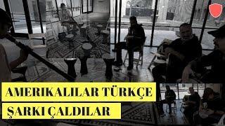 Amerikalılar Türkçe Şarkı Çalarsa / Seyri Alemde Müzk Keyfi / Eller Havaya Çekirge!