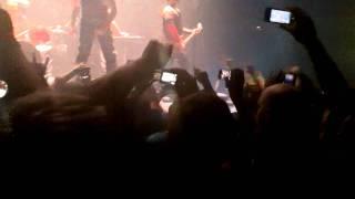 Rammstein Bück Dich mit Vorspann Live Friedrichshafen 21.11.11 HD.(Ausschnitt).HD