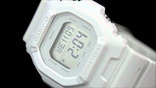 Огляд і налаштування годинника Baby-G BG 5600 X NEOX Graphite [2994]