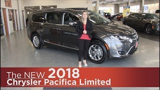 видео Chrysler pacifica (крайслер пацифика)