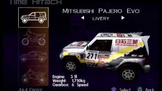 Paris-Dakar Rally (PS2 Gameplay)(Paris-Dakar Rally (PS2) - 4x4 Drive: Mitsubishi L200 Strakar - Track: Senegal The game is based on the real-life Paris Dakar Rally, one of the world's most ..., 2011-11-03T19:18:54.000Z)