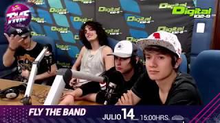 """Fly The Band """"NO SOMOS UNA BOYBAND"""" HABLAN DE CD9"""