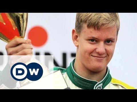 Дебют Шумахера-младшего в Формуле