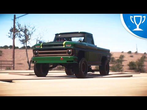 Need For Speed Payback - All Derelict Car Part Locations (Chevrolet C10 Stepside Pickup 1965)