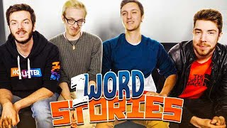 ONE WORD STORIES CON GLI INOOB E LEO!!