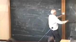 Cosmology, George Ellis | Lecture 3 Part 3