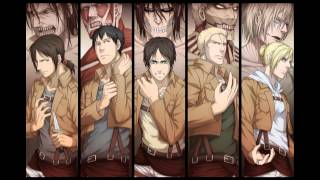 Repeat youtube video Attack on Titan DOA + Lyrics