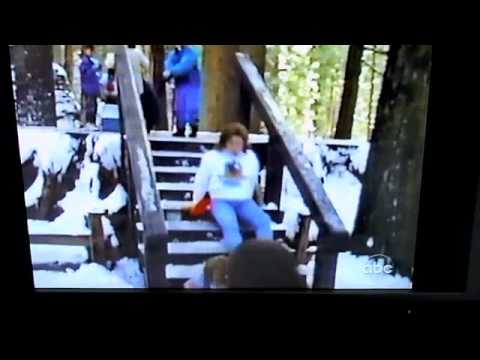 People Falling Down Stairs - YouTube