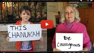Chanukah Message from Jewish Voice for Peace