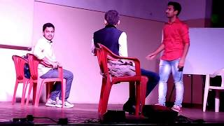Jindal Vidya Mandir (Jvm) farewell skit 2018