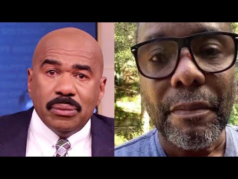 Steve Harvey FINALLY Responds To Getting Fired Twice , Was This Karma For Shading Monique?