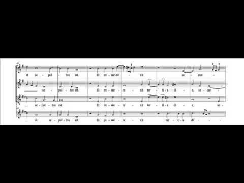 "Лассо, Орландо ди - Месса ""Bell Amfitrit altera"""