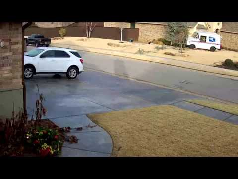 Mailman Experiences A Series Of Unfortunate Events 2