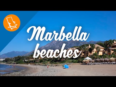 The Beaches of Marbella