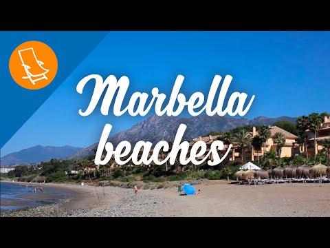 The Beaches of Marbella