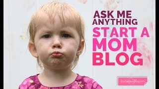 Ask me anything about blogging! Live Q&A #4