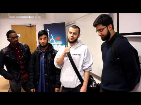 What is there to do at Aston ISOC?