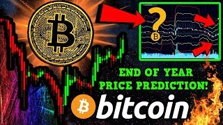 BITCOIN: The MOST REALISTIC End of Year Price Prediction!! Fake News, Manipulation & More!