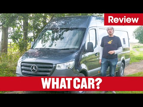 2021 Mercedes Sprinter review | Edd China's in-depth review | What Car?