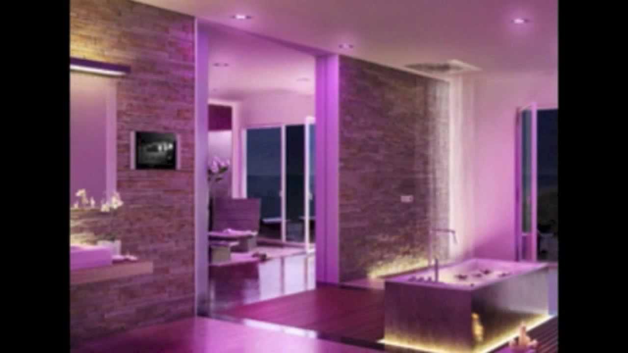 led badbeleuchtung stefan necker youtube. Black Bedroom Furniture Sets. Home Design Ideas