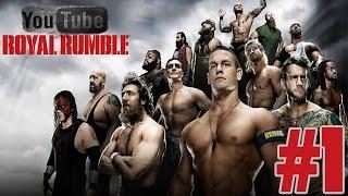 WWE 2K15 - Youtube's Royal Rumble #1 thumbnail