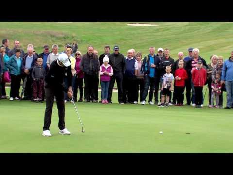 Paul Lawrie Golf Centre Challenge 2017.