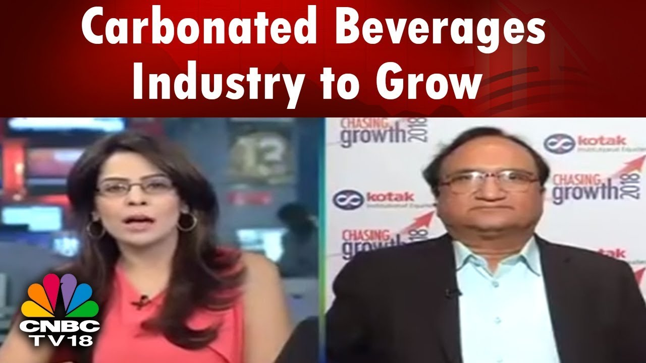 8-10% Growth for Carbonated Beverages Industry is Possible: Varun Beverages  | CNBC TV18