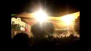 el grito del 15 de septiembre 2014 tete la del volcán morelos