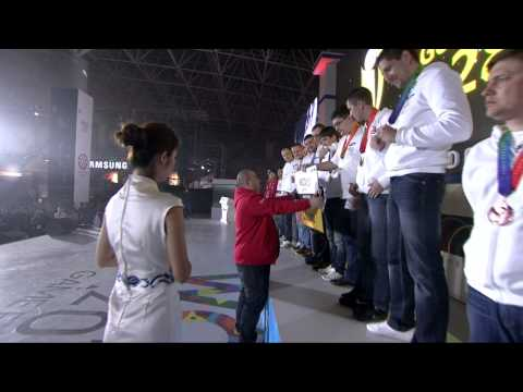 [WCG2012GF] Closing ceremony