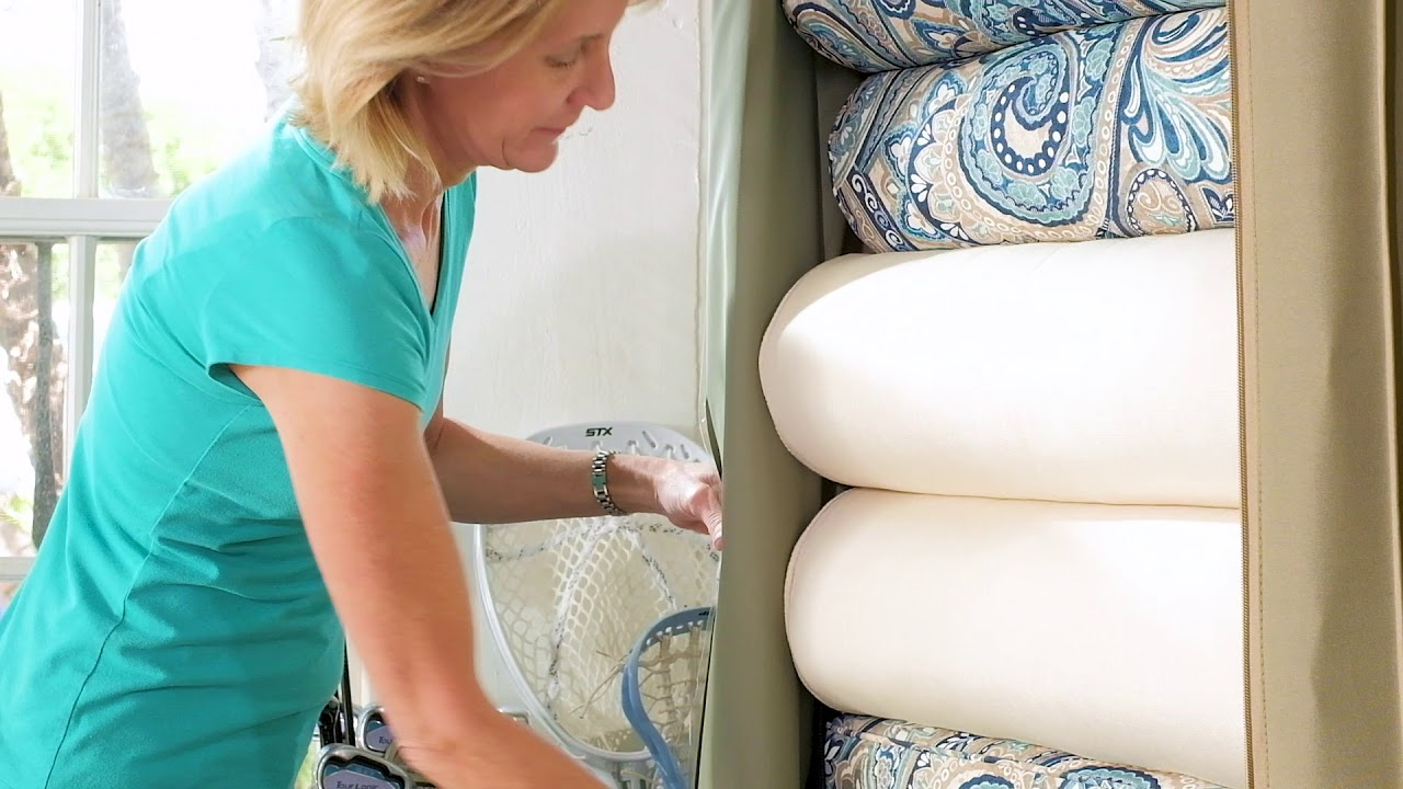 how to store patio cushions life