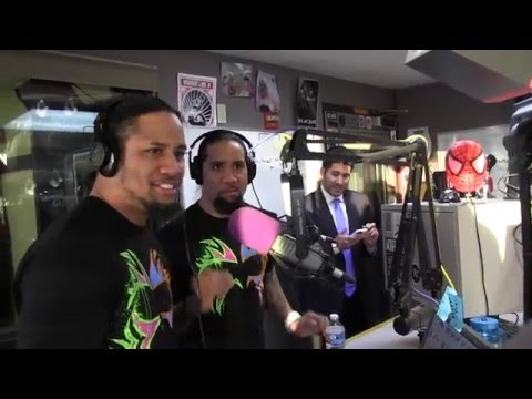 The Uso's from The WWE (Part 1) - BJ & Migs