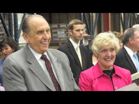 Heidi Swinton Interview - President Monson Biography