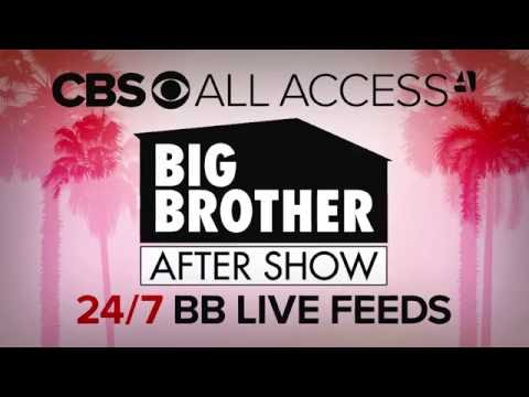 BIG BROTHER AFTERSHOW ON CBS ALL ACCESS